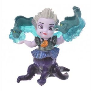 Disney Animators Collecti Ursula Flotsam Jetsam 4""